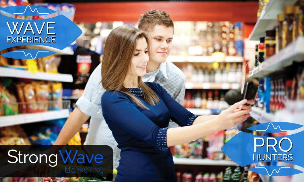 Cliente Incognito Retail Strong Wave Marketing | Mystery Shopper | Cliente Oculto